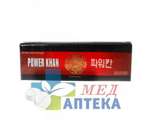 Бад для потенции Power Khan