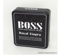 Препарат для потенции BOSS Royal viagra