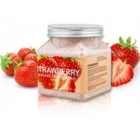 Скраб для тела Wokali Strawberry Sherbet Body Scrub 350 мл